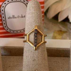 Stella & Dot Terra Ring